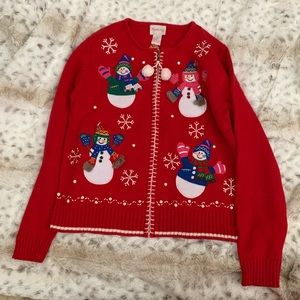 Christmas Ugly Sweater size M